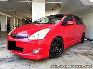 Toyota Wish 1.8A Aerosports (COE till 08/2021)