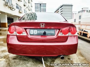 Honda Civic 1.6A VTi (COE till 10/2022)