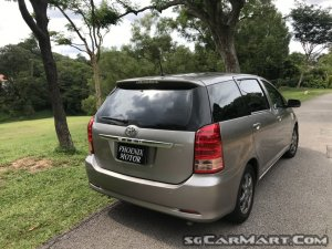 Toyota Wish 1.8A (COE till 02/2024)