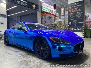Maserati GranTurismo Cambiocorsa (COE till 04/2029)