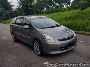 Toyota Wish 1.8A (COE till 01/2022)