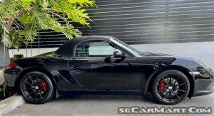 Porsche Boxster S 3.4A PDK Black Edition (New 10-yr COE)