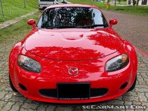 Mazda MX-5 Roadster 2.0A RHT (COE till 10/2029)