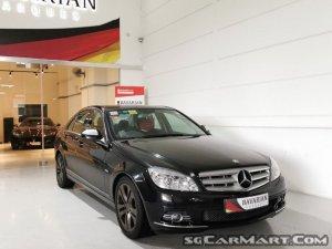 Mercedes-Benz C-Class C180K (COE till 09/2028)
