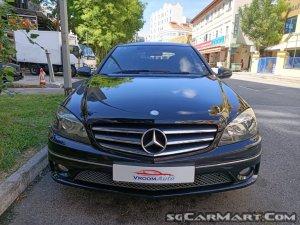 Mercedes-Benz CLC-Class CLC180K (COE till 04/2029)