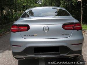 Mercedes-Benz GLC-Class GLC250 Coupe AMG Line 4MATIC