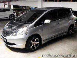 Honda Fit 1.3A (COE till 12/2023)