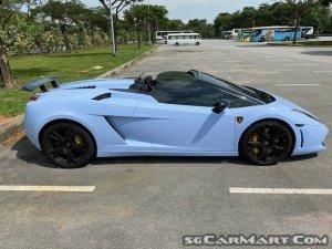 Lamborghini Gallardo Spyder (COE till 06/2028)