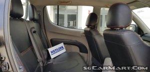 Mitsubishi Triton L200 Double-Cab 2.5M (New 10-yr COE)