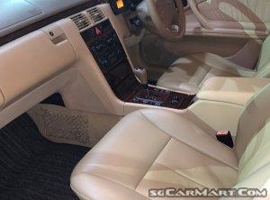 Mercedes-Benz E-Class E200 (COE till 02/2030)