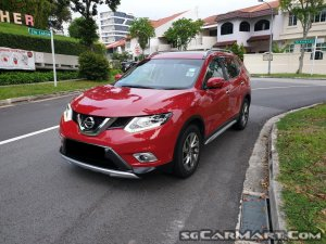 Nissan X-Trail 2.0A Premium 7-Seater Sunroof