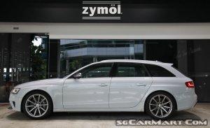 Audi RS4 Avant 4.2A FSI Quattro