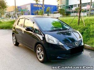Honda Fit 1.3A GF (COE till 06/2023)