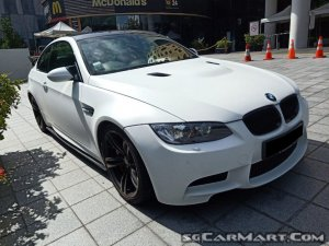 BMW M Series M3 Coupe (COE till 07/2028)