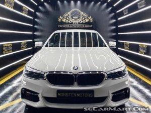 BMW 5 Series 520d M-Sport