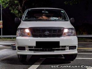 Toyota Hiace 2.5M (New 5-yr COE)