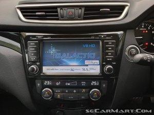 Nissan Qashqai 2.0A Premium Moonroof