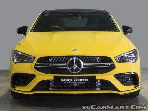 Mercedes-Benz CLA-Class CLA35 AMG 4MATIC Premium Plus