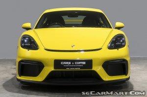 Porsche 718 Cayman GT4 4.0A