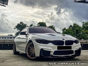 BMW 4 Series 435i Coupe M-Sport