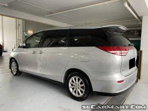 Toyota Estima 2.4A X (COE till 02/2029)