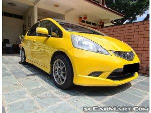 Honda Fit 1.5A RS (COE till 07/2028)
