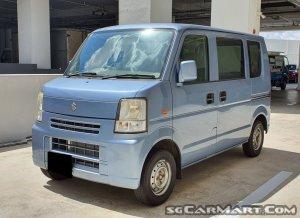 Suzuki Every (COE till 05/2023)