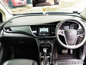 Opel Mokka X Diesel 1.6A