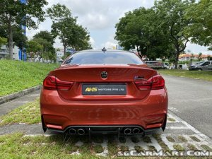 BMW M Series M4 Coupe Competition Package