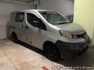 Nissan NV200 1.5M (New 5-yr COE)