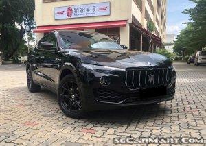 Maserati Levante Diesel 3.0A