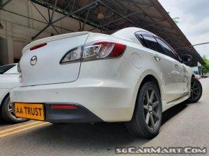 Mazda 3 1.6A Luxury (New 5-yr COE)