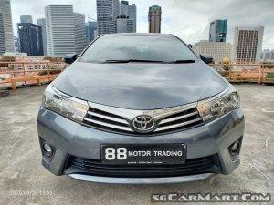 Toyota Corolla Altis 1.6A