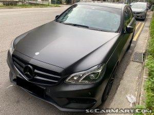 Mercedes-Benz E-Class E200 AMG Edition E Sunroof