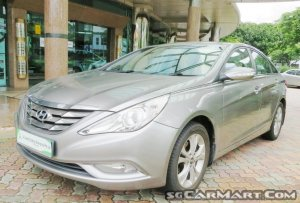 Hyundai i45 2.0A (New 5-yr COE)
