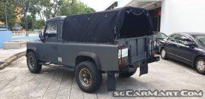 Land Rover Defender 110 (COE till 03/2025)