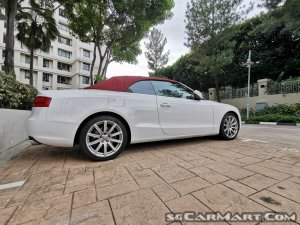 Audi A5 Cabriolet 2.0A TFSI Quattro S-Line