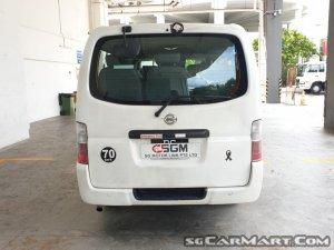 Nissan Urvan 3.0M (New 10-yr COE)