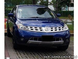 Nissan Murano 2.5A (COE till 11/2028)