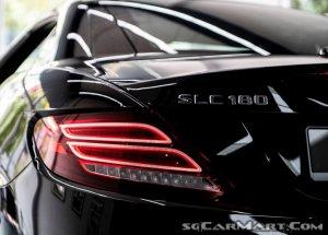 Mercedes-Benz SLC-Class SLC180 AMG Line