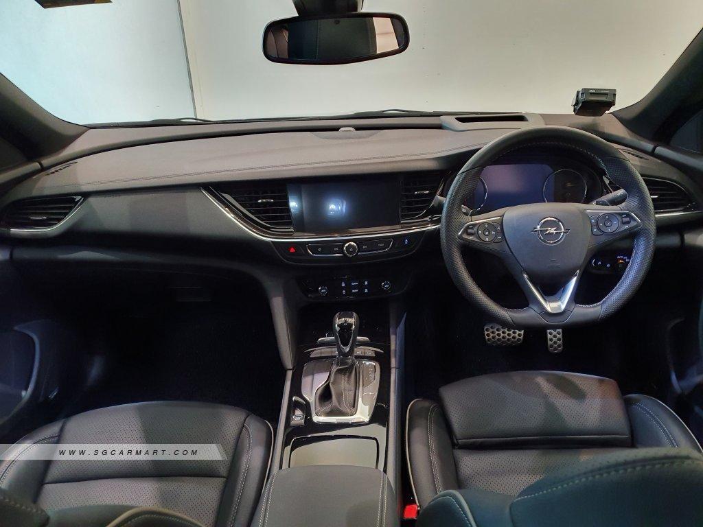 2019 Opel Insignia Grandsport 1.6A Turbo Innovation