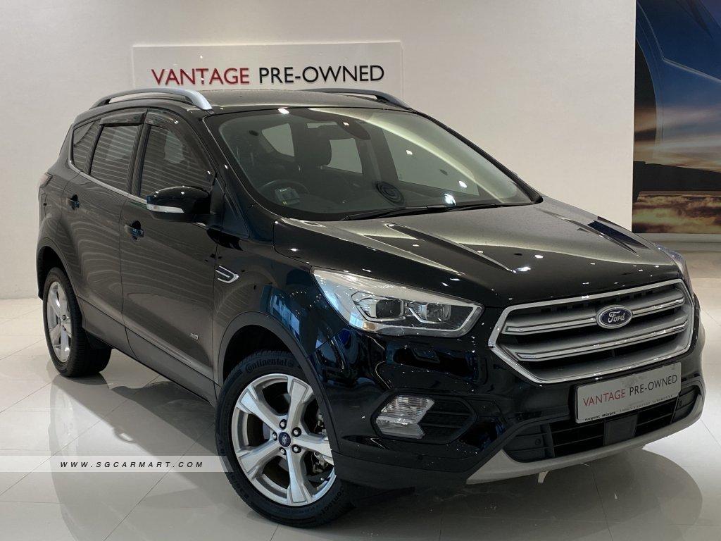 2018 Ford Kuga 1.5A Titanium