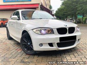 BMW 1 Series 120i (New 10-yr COE)