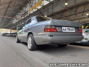 Mercedes-Benz 200E (COE till 04/2025)
