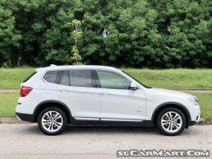 BMW X3 sDrive20i Sunroof
