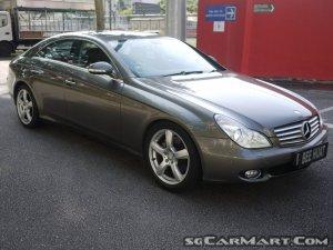 Mercedes-Benz CLS-Class CLS350 (COE till 09/2026)