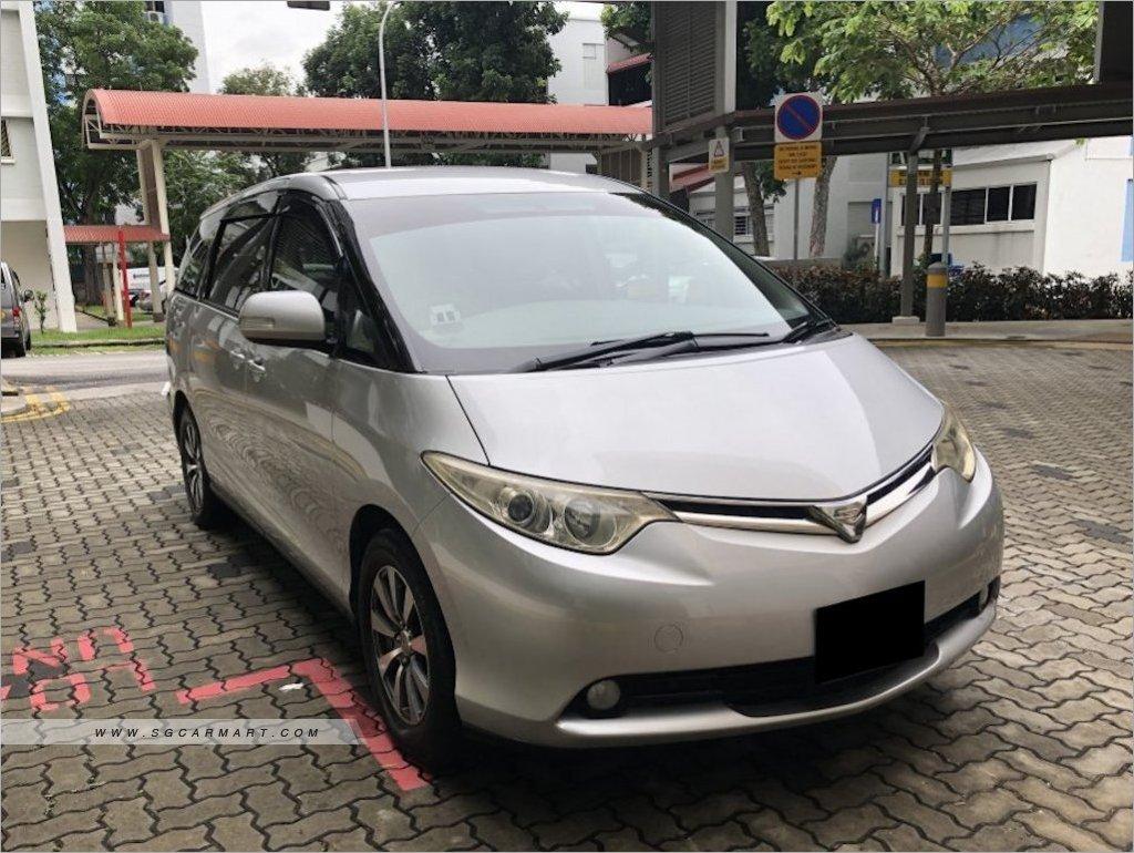 2021 Toyota Estima Style