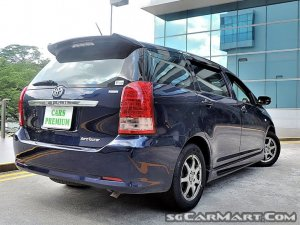 Toyota Wish 1.8A (COE till 11/2023)