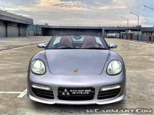 Porsche Boxster S 3.4M RS60 Spyder (New 10-yr COE)