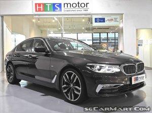 BMW 5 Series 520d Luxury